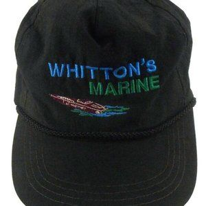 Whitton Marine Charleston SC Boats Snapback Hat
